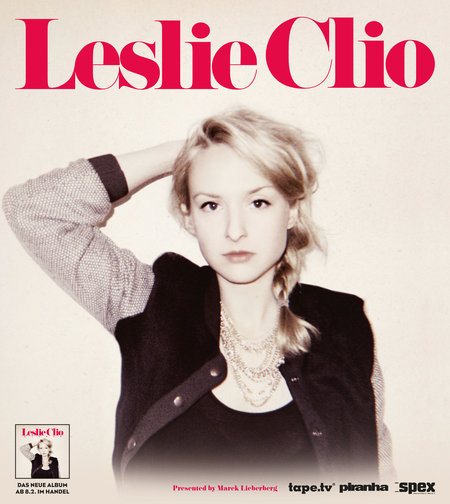 Leslie Clio: Tour 2013