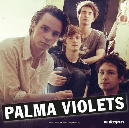 Palma Violets: Live 2013
