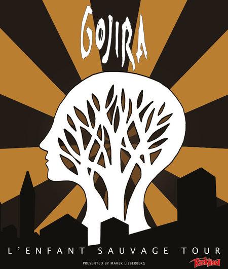 Gojira: Live 2013