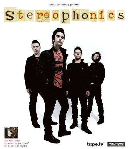 Stereophonics: Live 2013