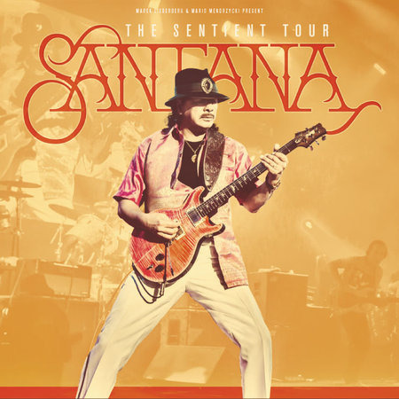 Santana: The Sentient Tour 2013