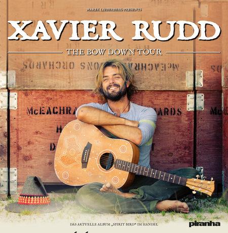 Xavier Rudd: Live 2013