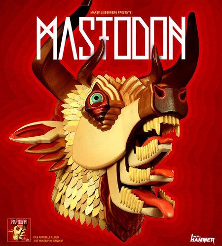 Mastodon: Live 2013