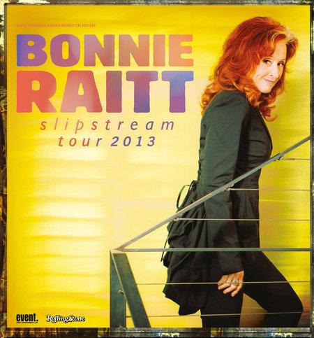 Bonnie Raitt: Slipstream Tour 2013
