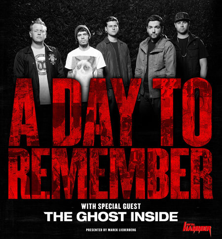 A Day To Remember: Live 2013