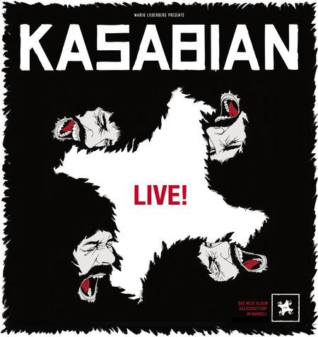 Kasabian: Live 2013