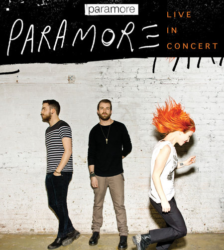 Paramore: Live In Concert 2013