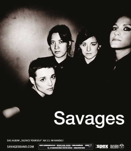 Savages: Live 2013