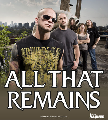 All That Remains: Live 2013
