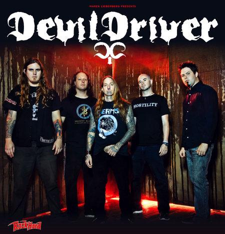 Devildriver: Live 2013