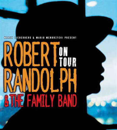 Robert Randolph & The Family Band: On Tour 2004