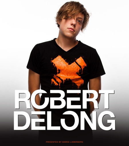 Robert DeLong: Live 2013