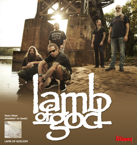 Lamb Of God: Live 2013
