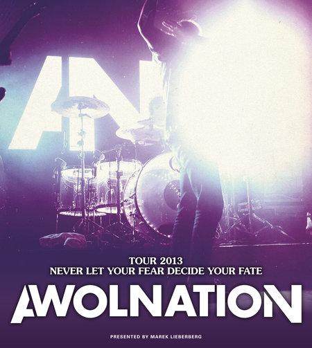 Awolnation: Live 2013