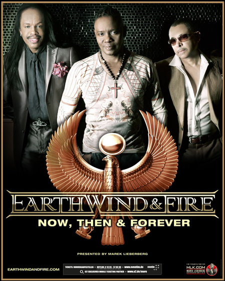 Earth, Wind & Fire: Now, Then & Forever 2013