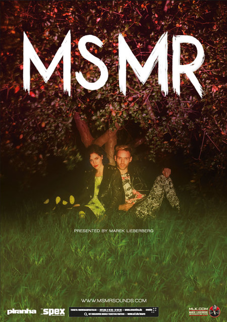 MS MR: Tour 2013