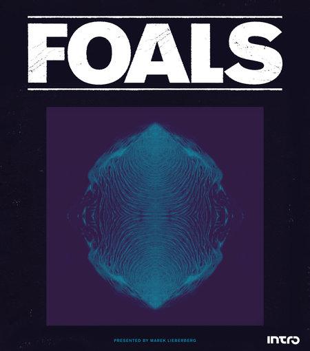 Foals: Tour 2013