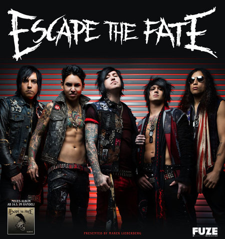 Escape The Fate: Live 2013