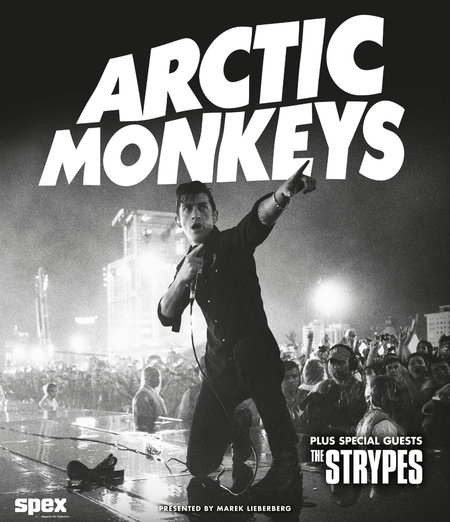 Arctic Monkeys: Tour 2013