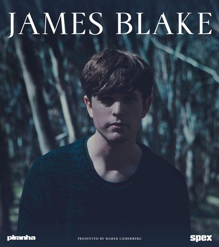 James Blake: Live 2013