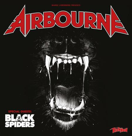 Airbourne: Tour 2013