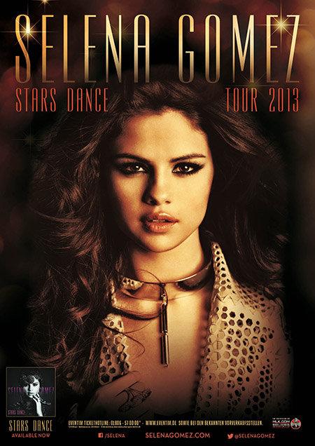 Selena Gomez: Stars Dance Tour 2013