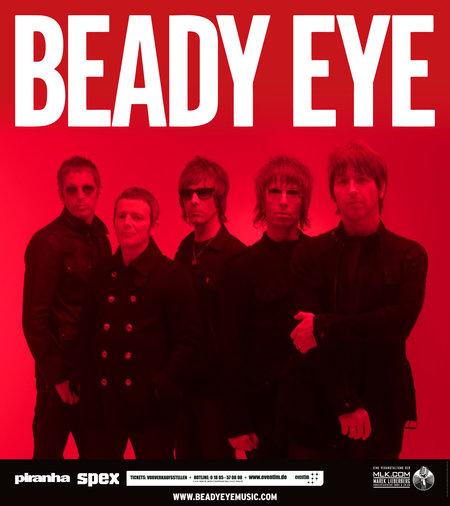 Beady Eye: Tour 2013