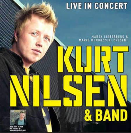 Kurt Nilsen & Band: Live In Concert