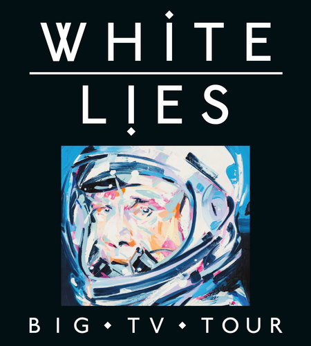 White Lies: Tour 2013
