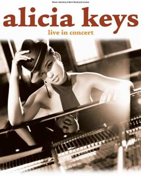 Alicia Keys: Tour 2004