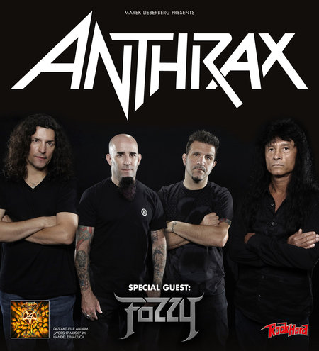 Anthrax: Live 2013