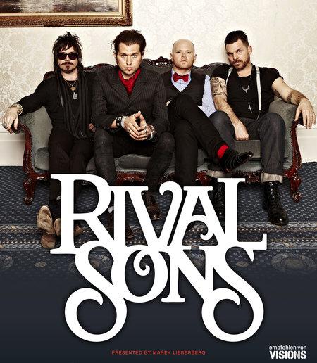 Rival Sons: Tour 2013