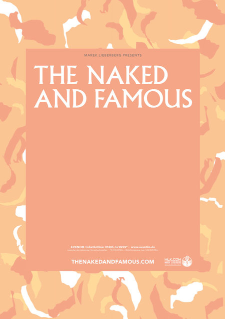 The Naked And Famous: Tour 2013