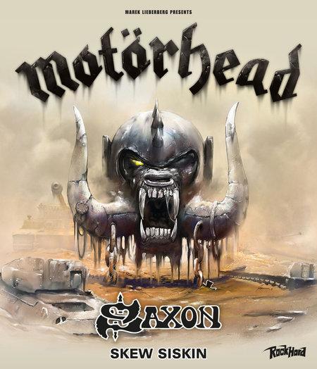 Motörhead: Tour_2014