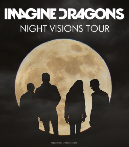 Imagine Dragons: Tour 2013