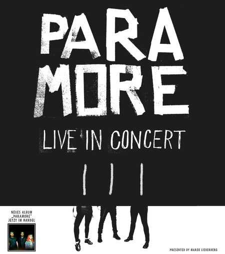 Paramore: Live In Concert - 2013