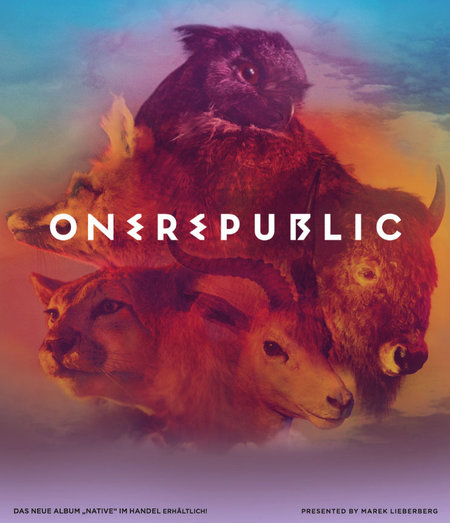 OneRepublic: Tour 2014