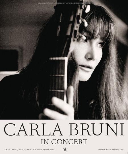 Carla Bruni: In Concert 2014