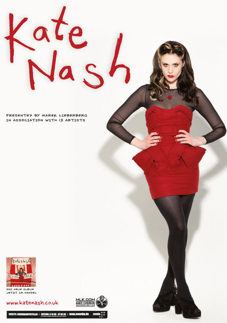 Kate Nash: Tour 2013