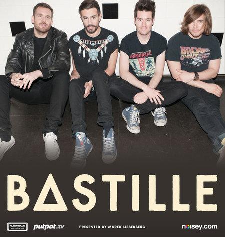 Bastille: Tour 2013