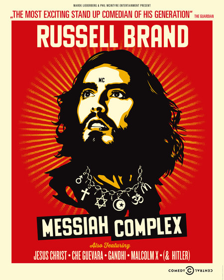 Russell Brand: Messiah Complex - 2014