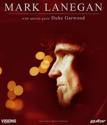 Mark Lanegan: Live - 2013