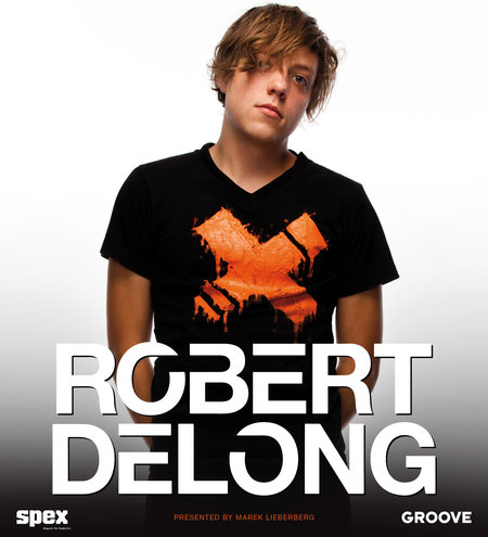 Robert DeLong: Live - 2013