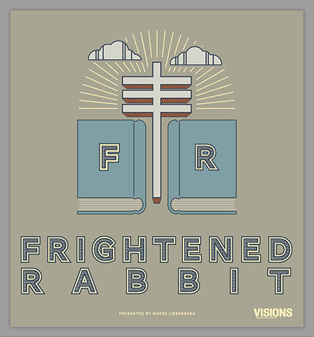 Frightened Rabbit: Tour 2013