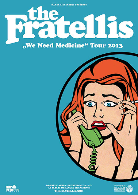 The Fratellis: Live 2013