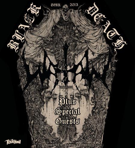 Watain: Tour 2013