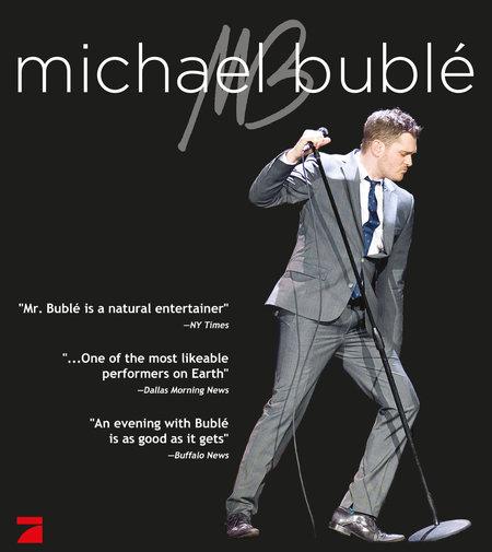 Michael Bublé: Tour 2014