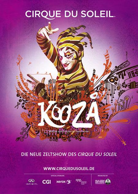 Kooza: von Cirque Du Soleil - 2014