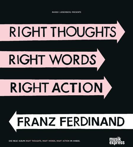 Franz Ferdinand: Tour 2014