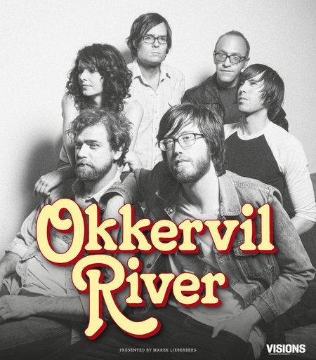 Okkervil River: Tour 2013